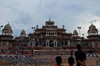 Albert Hall,Museum, Jaipur, Rajasthan