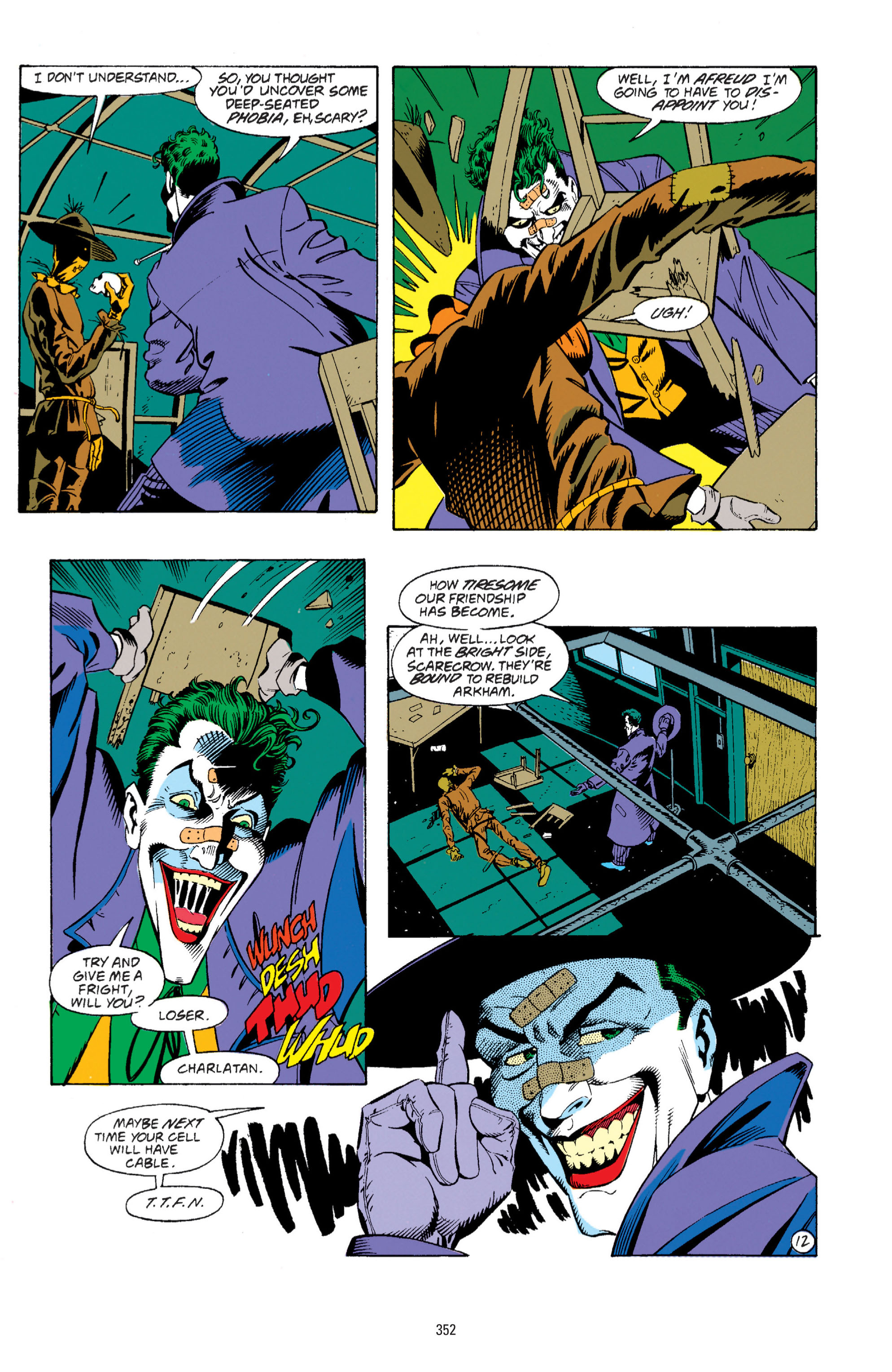 Detective Comics (1937) Issue #664 Page 13