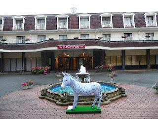 St Pierre Park Hotel Guernsey