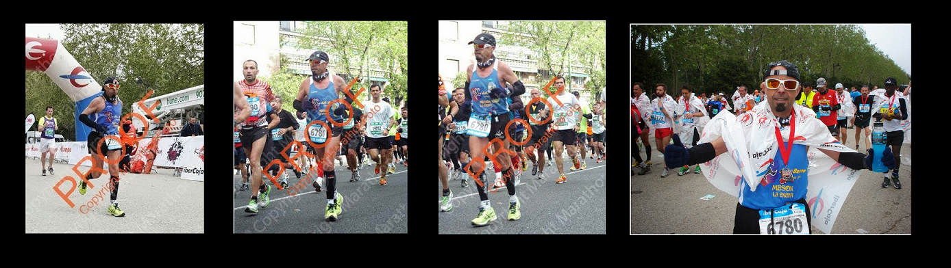MARATON MADRID 2013