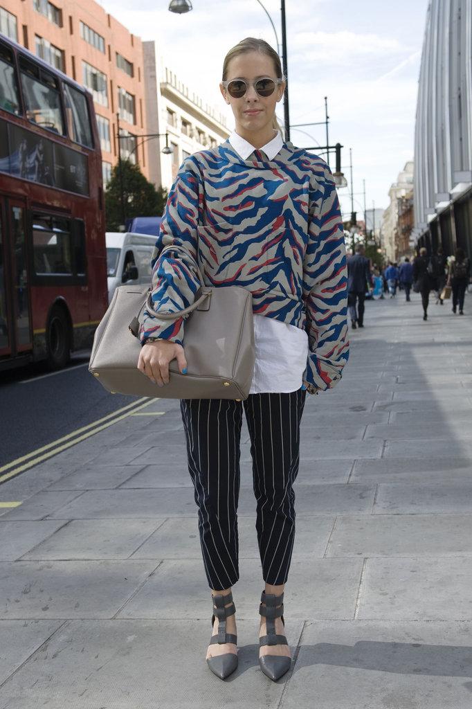 Aninha 39 S Blog London Fashion Week Street Style