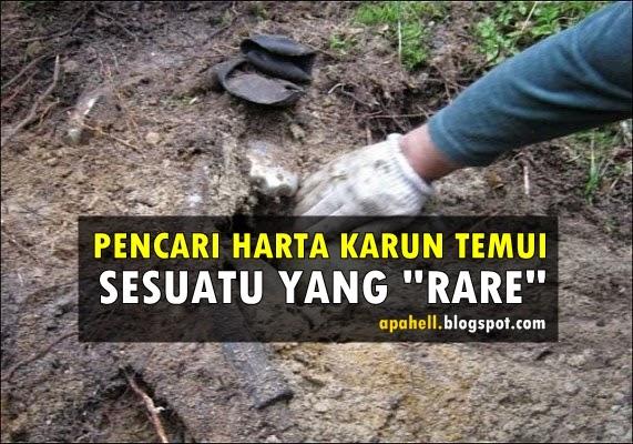 Pemburu Harta Karun Temui Sesuatu Yang Mengejutkan (8 Gambar)