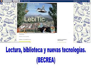 Blog relacionado con la BECREA