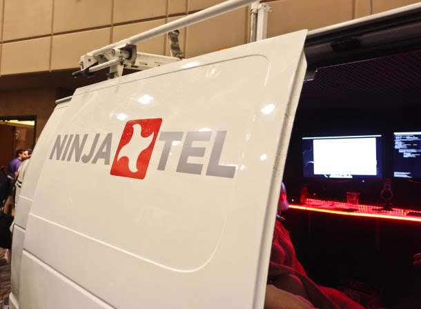 Ninja Tel, Jaringan Telepon Karya Para Hacker