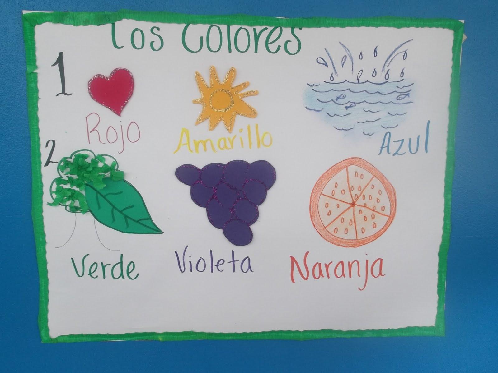 Único Hojas De Trabajo De Color Para Niños En Edad Preescolar ...