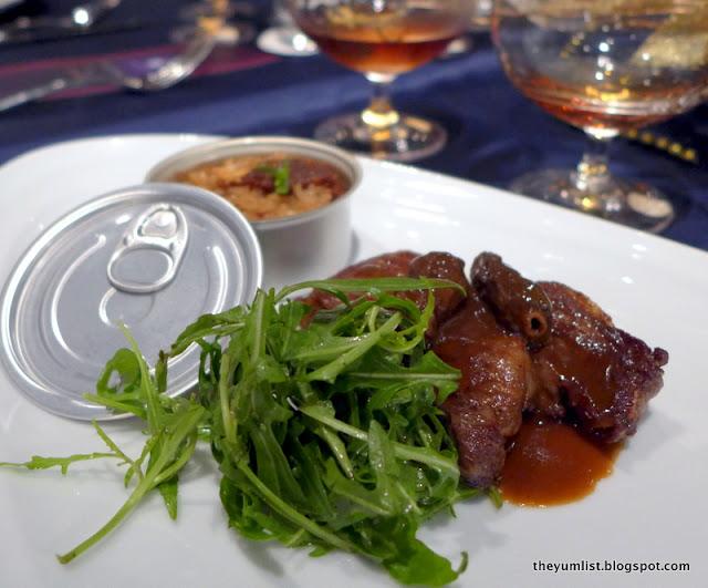 Elegantology, Martell Cognac Paired Dinner, Publika