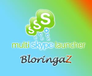 Abre varias sesiones de Skype con Multi Skype Launcher