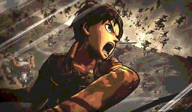 Trailer Terbaru Game 'Attack on Titan' Perlihatkan Aksi Gerakan 3D Manuver