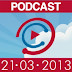 Chupim - Podcast - 21/03/2013