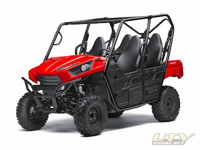 Kawasaki Teryx4