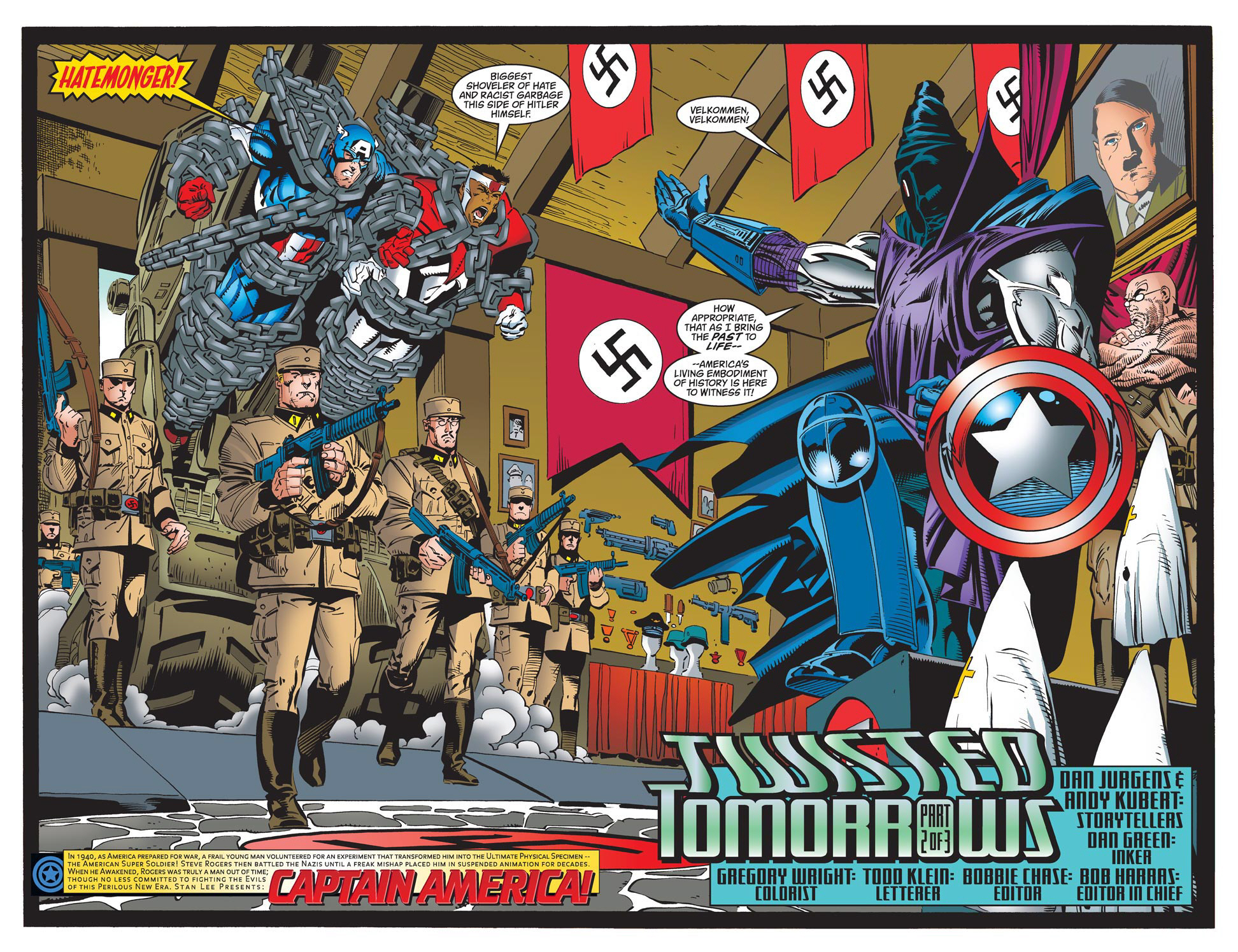 Captain America (1998) Issue #26 #32 - English 3