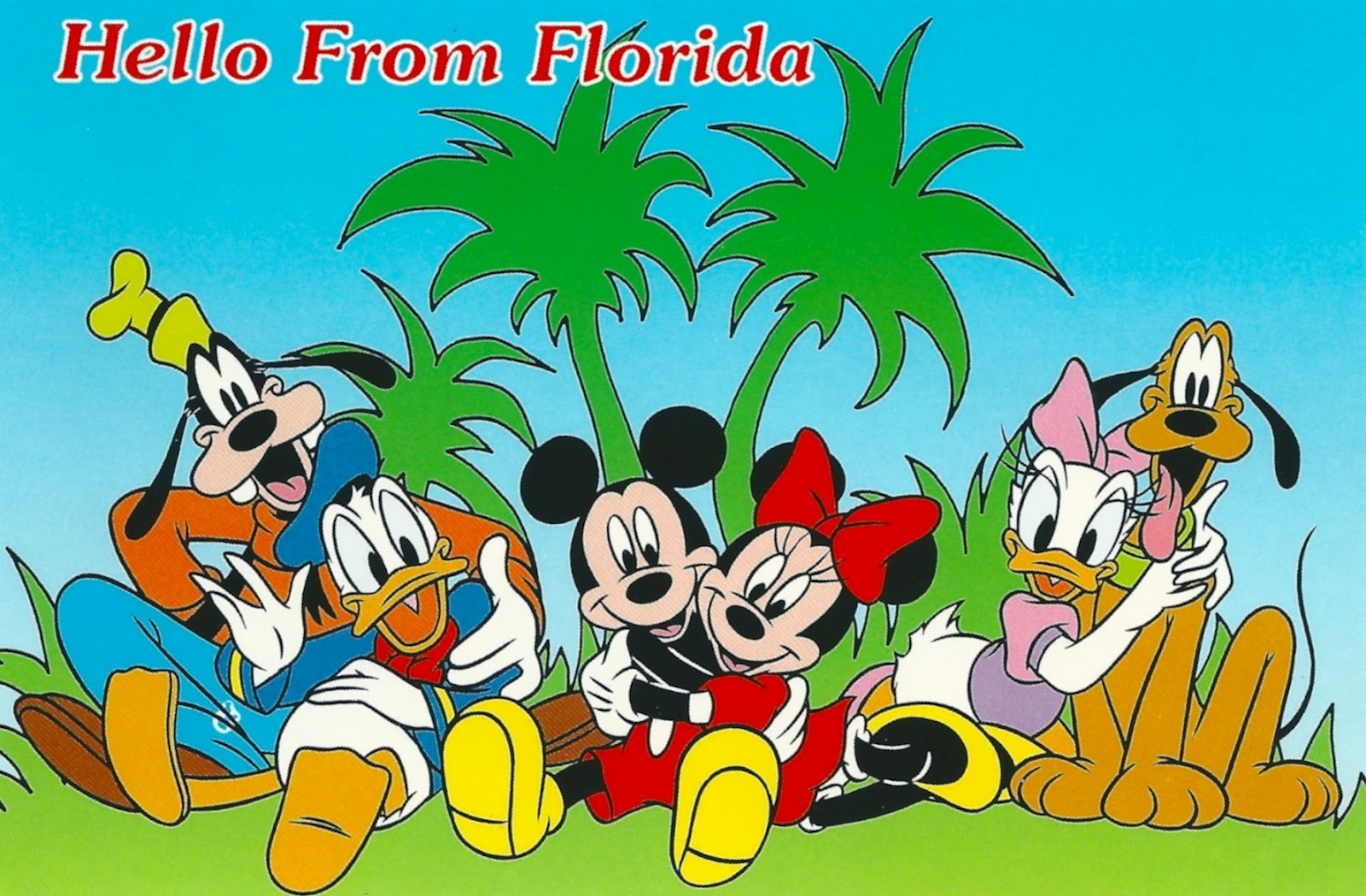 florida  mickey mouse