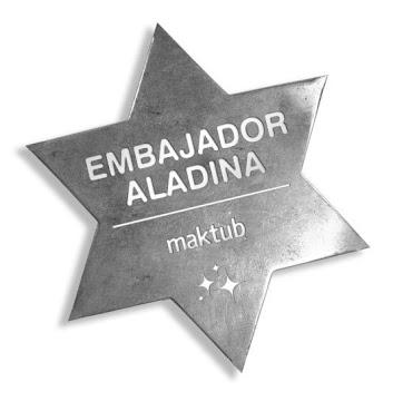 Embajadora Aladina