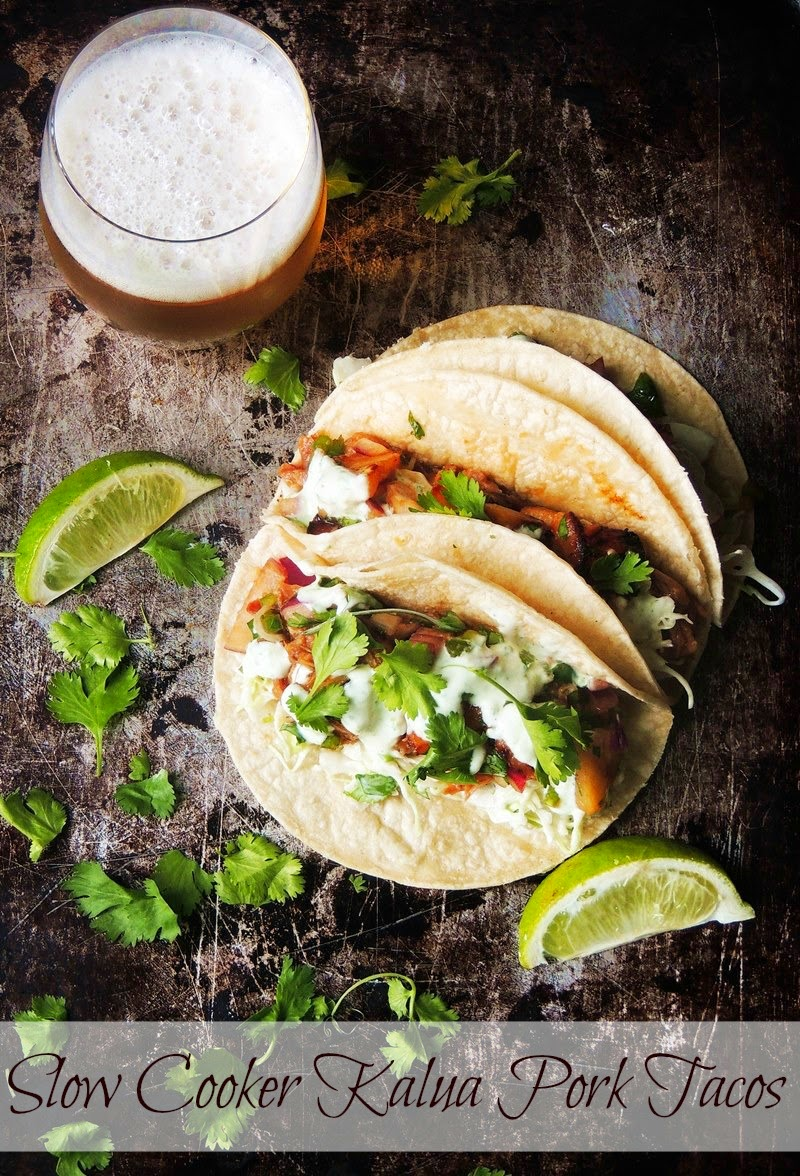 Slow Cooker Kalua Pork Tacos from www.bobbiskozykitchen.com