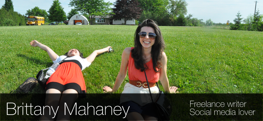Portfolio of Brittany Mahaney