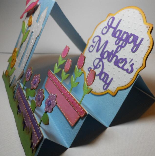 Glenda 39 S Cards Mother 39 S Day Side Step Card