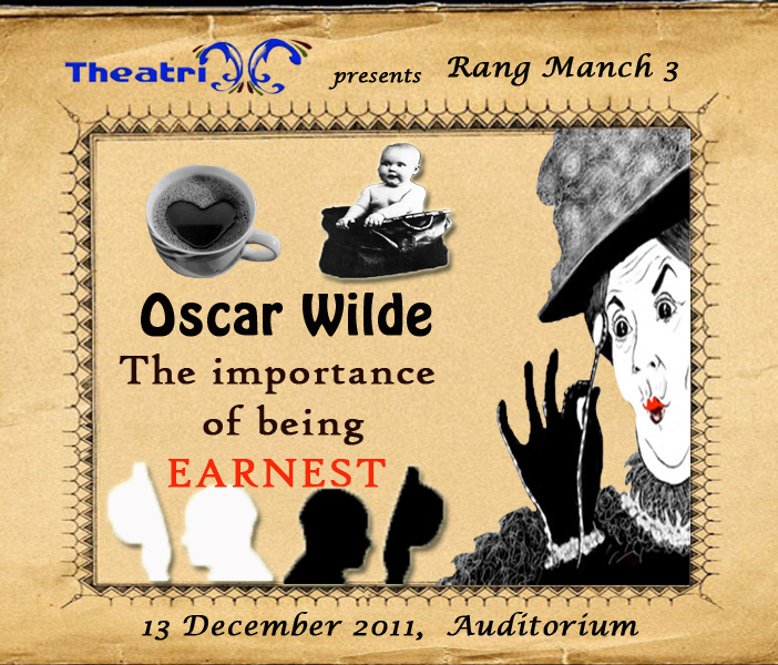 oscar wildes the importance of escape Homosexuality in oscar wilde's play the it also represents marriage as something to escape because it is wilde, oscar the importance of being earnest.