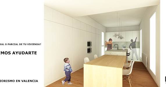 Reforma integral de vivienda dg arquitecto valencia - Reforma integral de vivienda ...