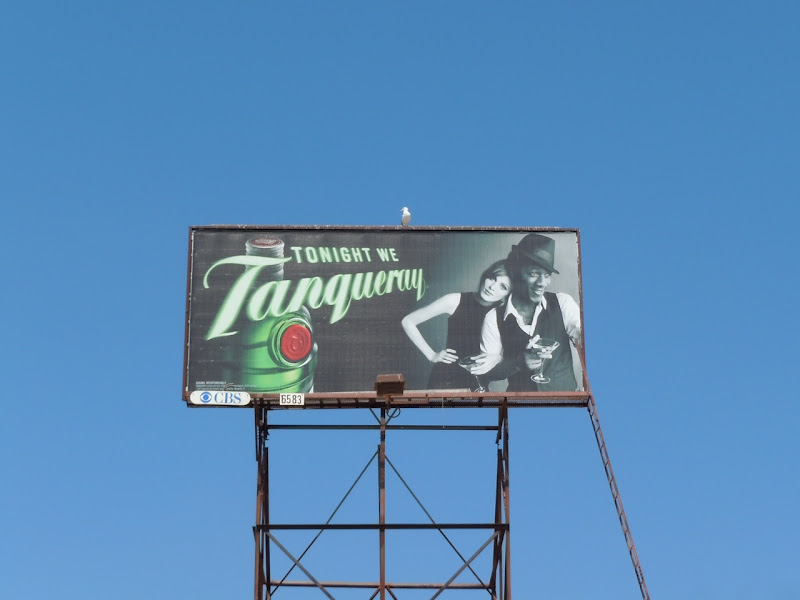 Tonight We Tanqueray billboard