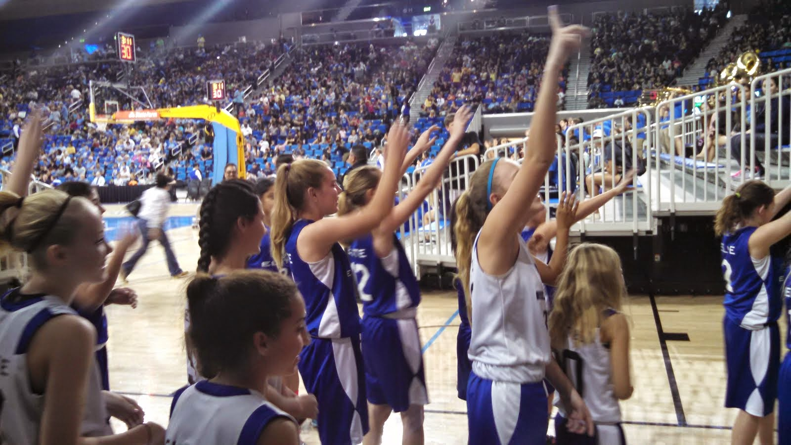 UCLA Game