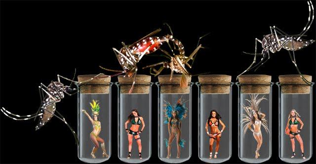 El zika, los carnavales, las olimpiadas y la portada de The Economist
