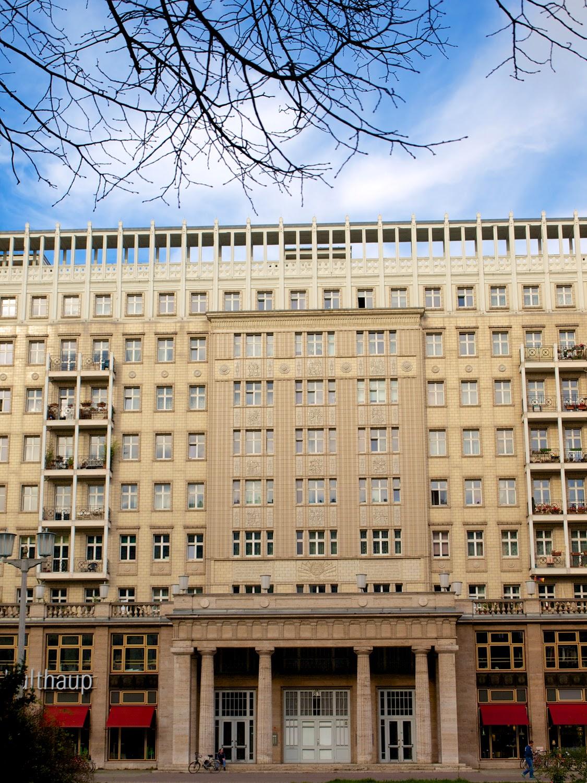 Edificios de la Karl Marx Allee