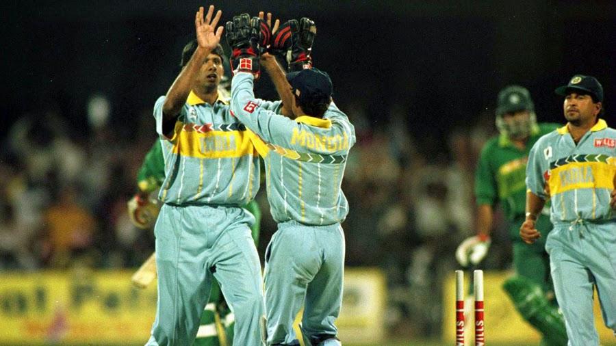 India v Pakistan 1996