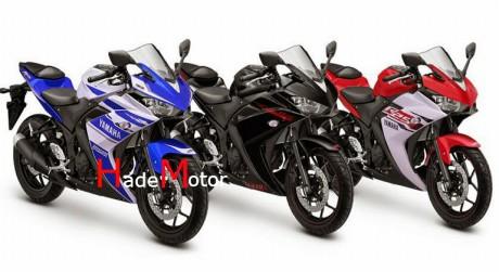 Spesifikasi Dan Harga Yamaha R25 Terbaru
