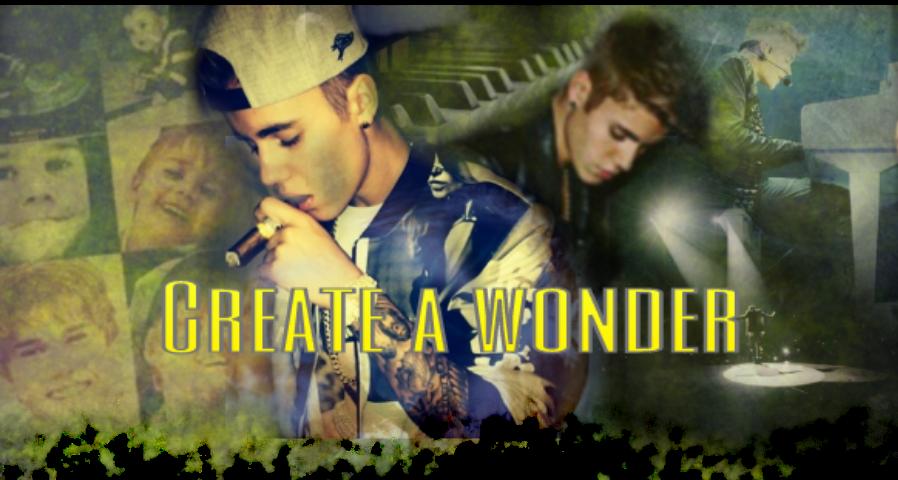 Create a wonder