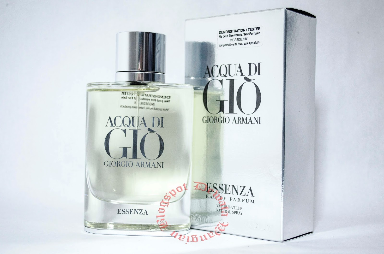 bd00ac2040 Men s fragrance Acqua Di Giò was launched in 1996 and achieved great  success since then. Armani announced the release of the new version - Acqua  Di Giò ...