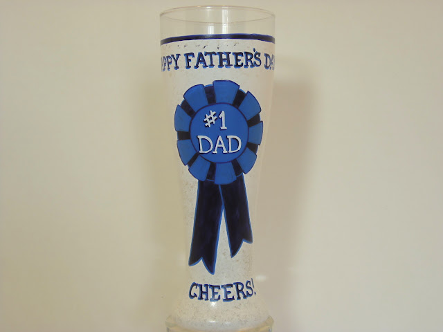 Father's Day Blue Ribbon Beer Pislner