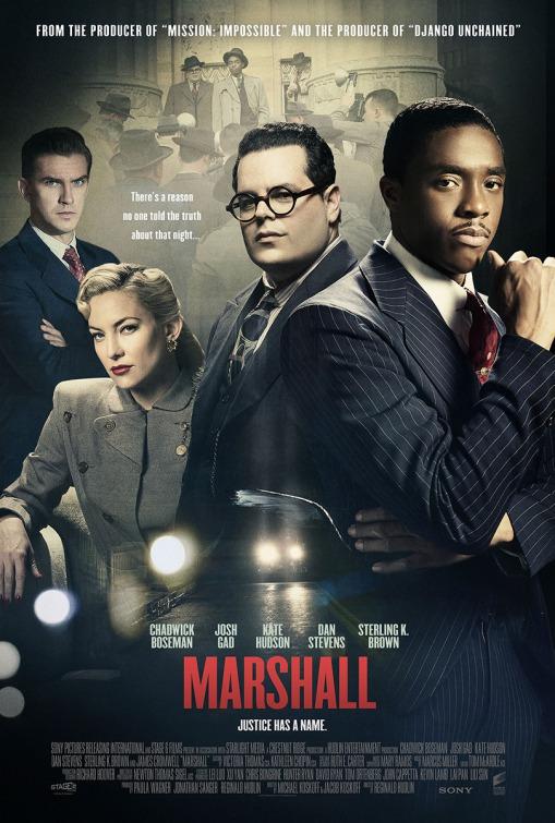 Marshall Igualdade e Justiça Legendado