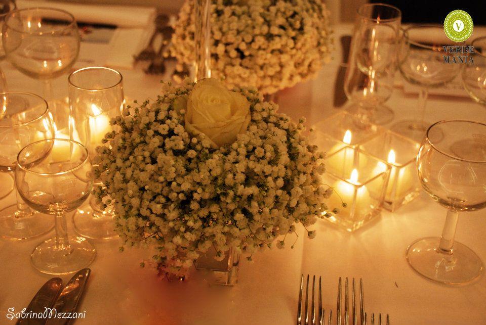 Estremamente Forever Wedding Planner: Un fiore elegante e versatile: la Gipsofila GB44