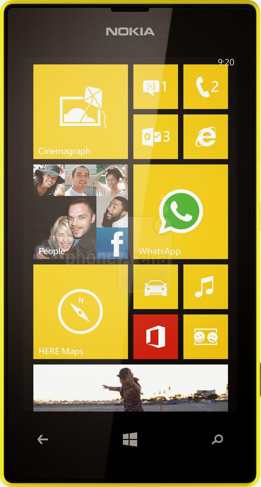 Harga HP Nokia Lumia dan Nokia Asha Bulan Maret 2014