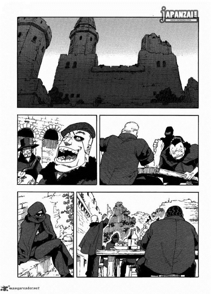 Aiki chap 81 - Trang 18