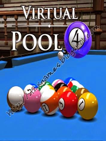 Free Download Games - Virtual Pool 4