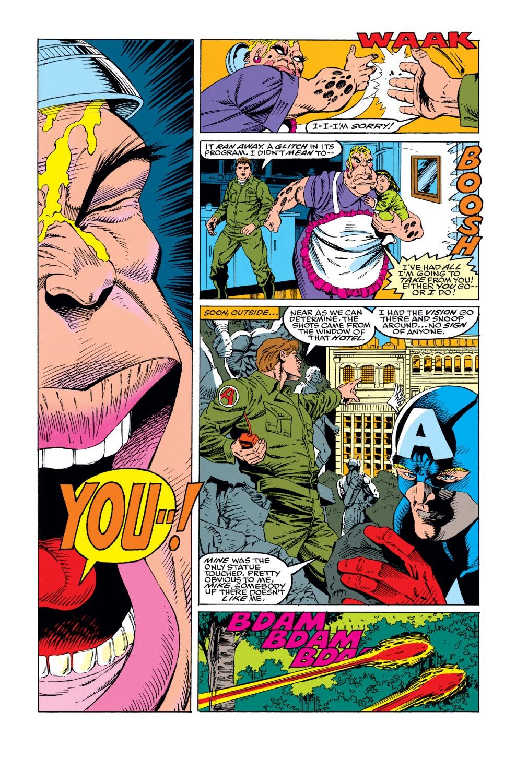 Captain America (1968) Issue #422 #372 - English 8