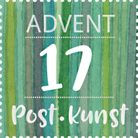 Advent-Post-Kunst