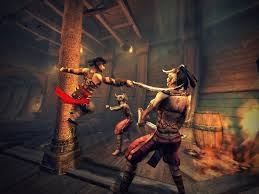 prince of persia warrior within game play now