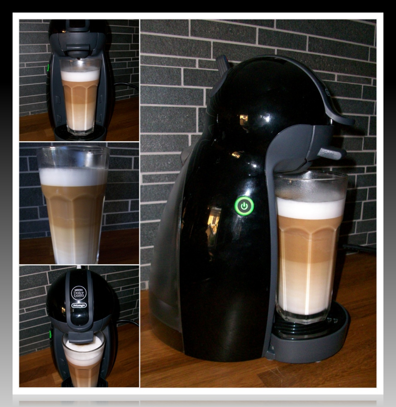dolce gusto choklad