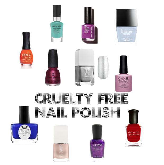 Cruelty Free Nail Polish   Cruelty free nail polish, Free