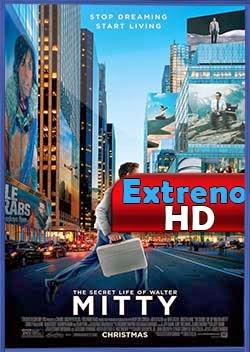 La vida secreta de Walter Mitty | DVDRip Latino HD Mega 1 Link