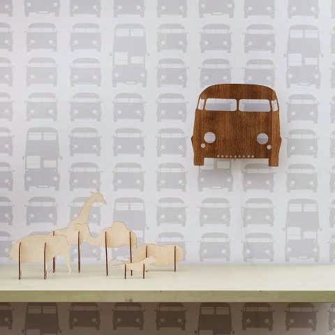 papel de pared ferm living kids