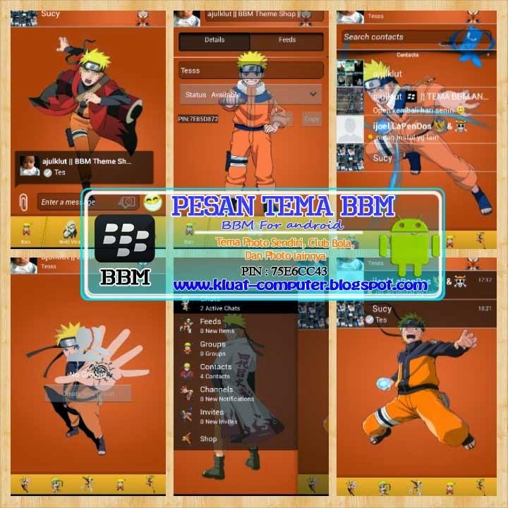 Multi BBM Naruto