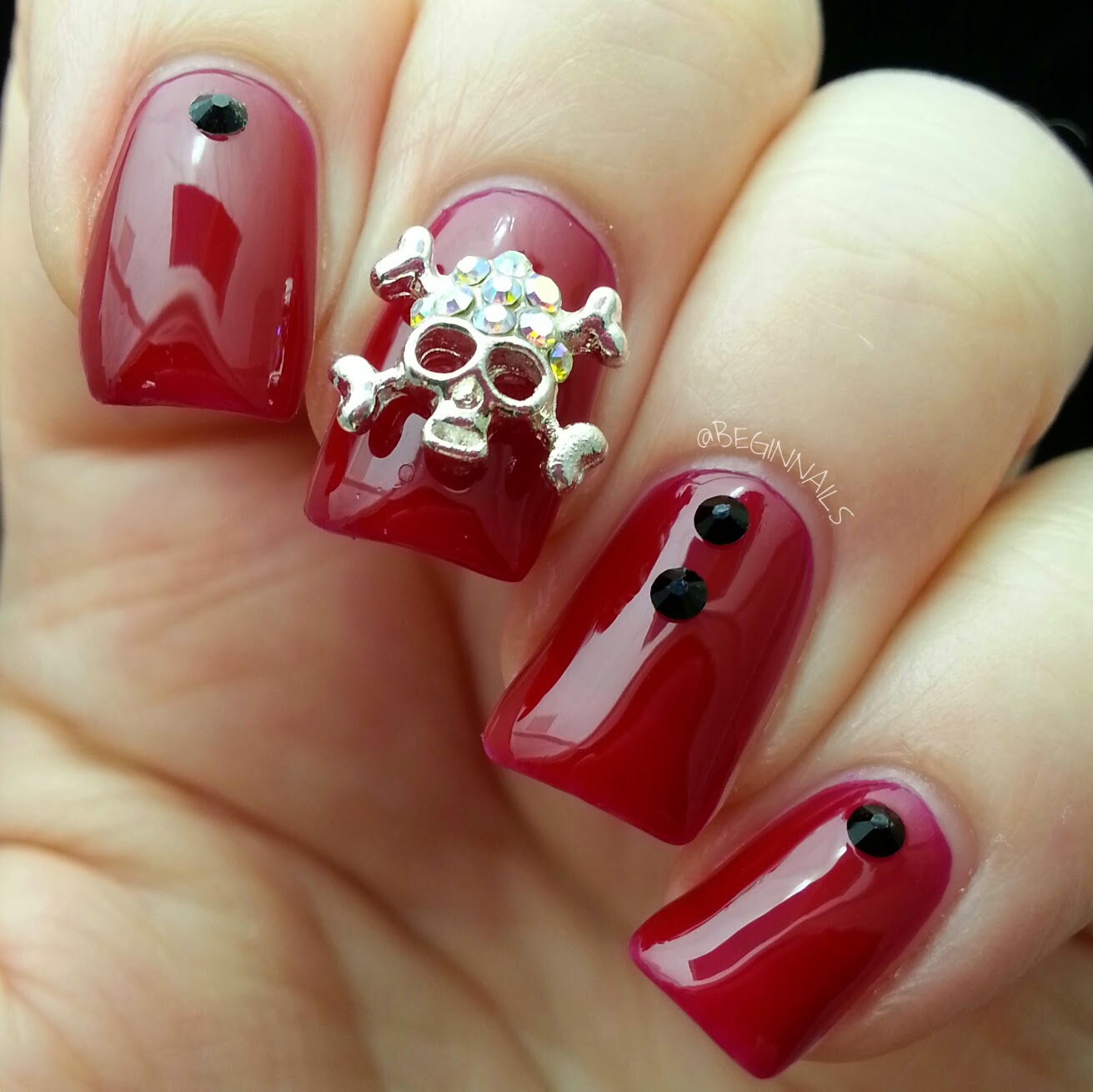 Let\'s Begin Nails: August 2014