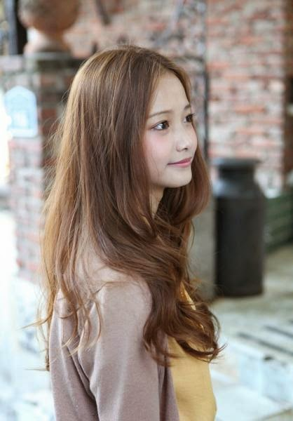 And Stylish Korean Long Hair Cuts For Teen Age Girls 2014   Styles4MeKorean Hair 2014