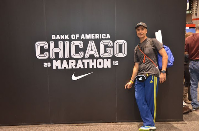Maratón Chicago 2015
