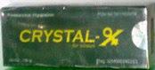 Crystal X for Women PT Natural Nusantara Mengatasi Wanita Keputihan