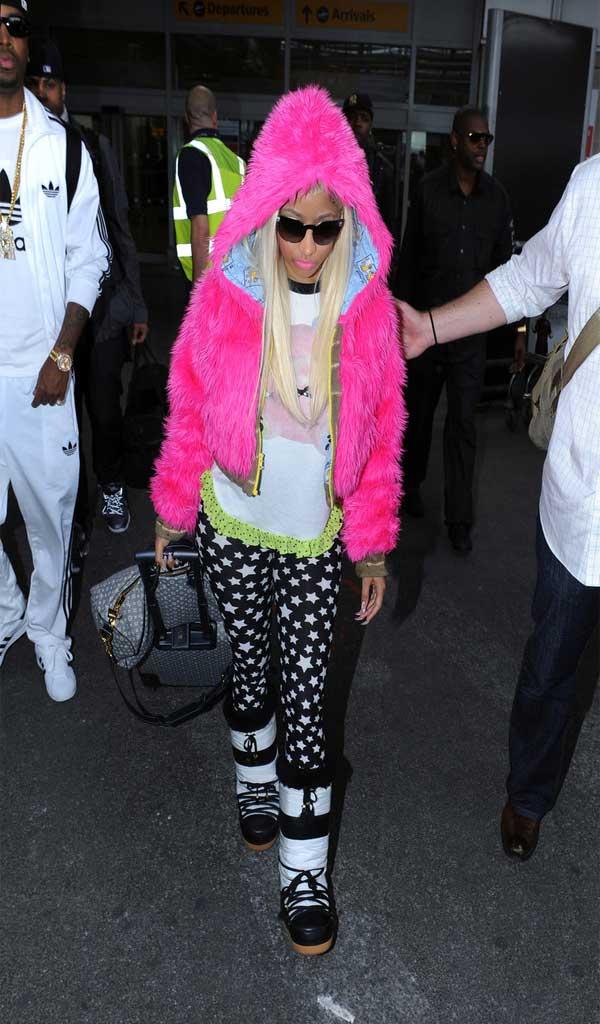 Nicki Minaj Shoes Nicki Minaj Mid-Calf B...
