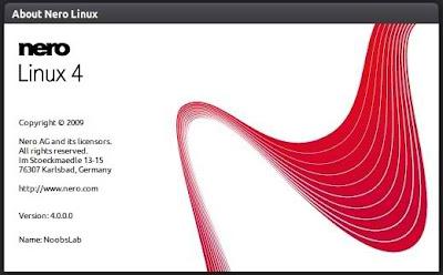 nero linux